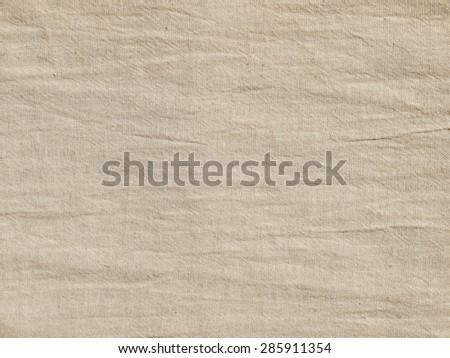 old fabric texture grunge background - stock photo