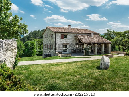 Old Farmhouse Stock Images Royalty Free Images Amp Vectors