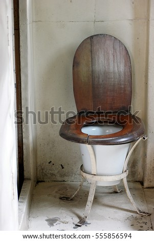 Old Fashioned Toilet Stock Images Royalty Free Images