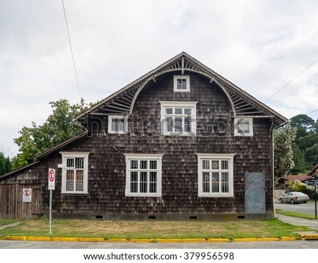 Old German House