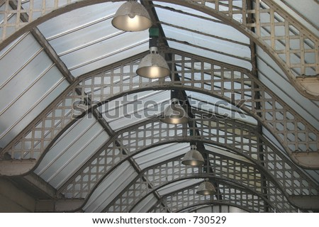 Old Glass Roof and Lighting in Manchester & Old Glass Roof Lighting Manchester Stock Photo 730529 - Shutterstock azcodes.com