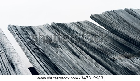 Old grey wood texture background