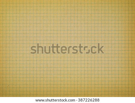Old grid paper texture