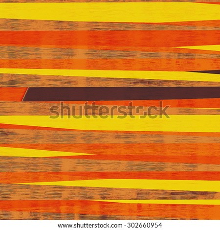 Old, grunge background or ancient texture. With different color patterns: yellow (beige); brown; red (orange); purple (violet) - stock photo