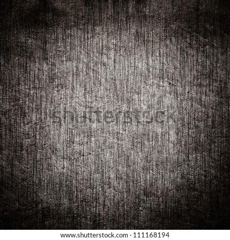 old, grunge background texture in gray. Dark edged - stock photo
