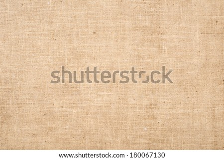 Old grunge canvas texture background - stock photo