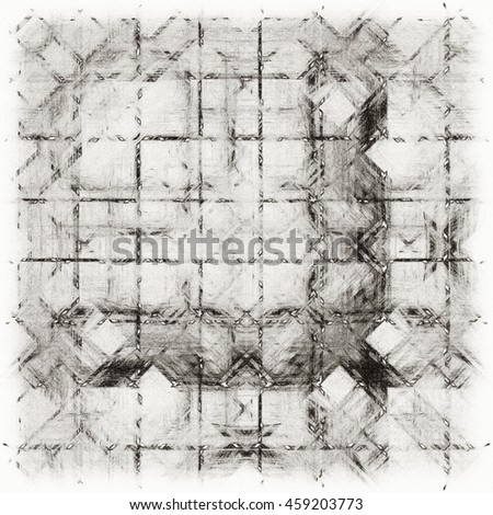Old grunge vintage background abstract antique texture with pattern