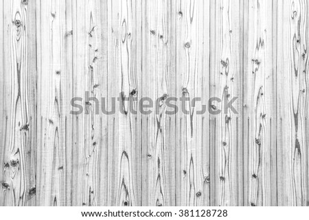 Old grunge white-gray wood table top, vertical plank pattern with beautiful abstract texture surface, background, backdrop or design element for display product or interior decoration concepts