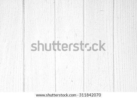 white wood table top. old grunge white wood table top, vertical plank pattern with beautiful abstract texture surface, top