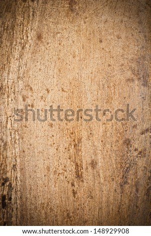 old  grunge wood - stock photo
