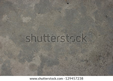 old grungy concrete  wall background texture - stock photo