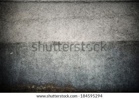 old grungy texture, concrete wall - stock photo