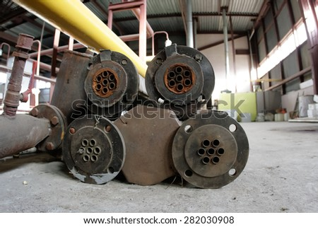 Old Heat Exchangers