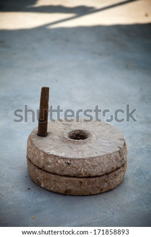 Stone Grinding Stock Images Royalty Free Images Amp Vectors