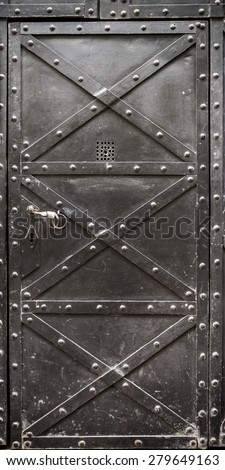 Iron Door Stock Images Royalty Free Images Amp Vectors
