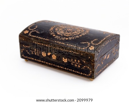 old jewelery box