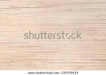 Old Laminate with scratches - stock photo