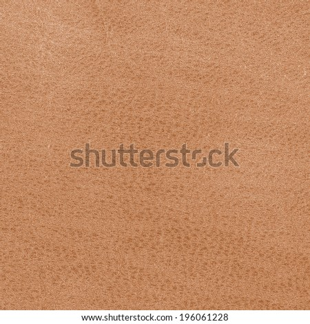 old light brown leather texture - stock photo