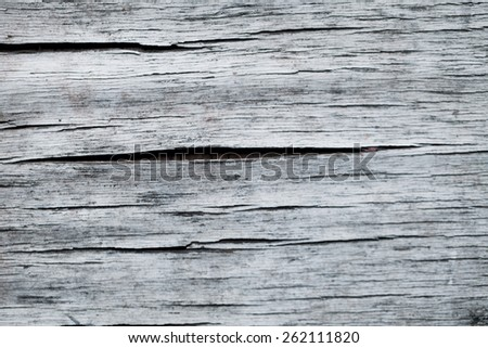 Old light rustic Wooden texture - stock photo