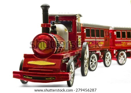 old locomotive, toy of child for development, history of steam technique