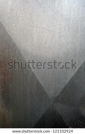 old metal - stock photo