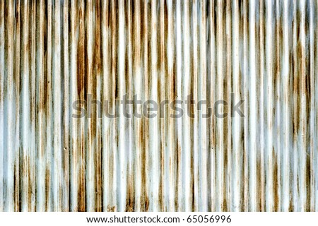 old metal - stock photo