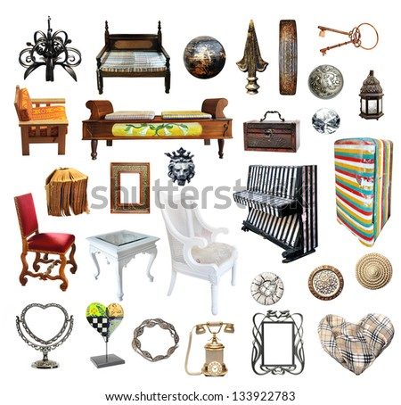 Old objects stock photo 133922783 shutterstock for Old objects