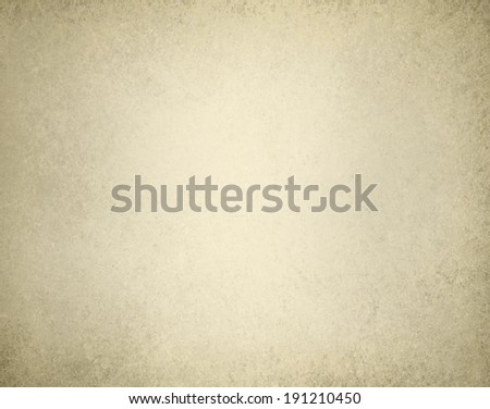 old off white paper with dirty grungy border and vintage grunge background texture, soft pale beige or cream color tones - stock photo