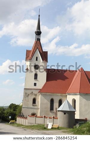 Old Orthodox Church - stock photo