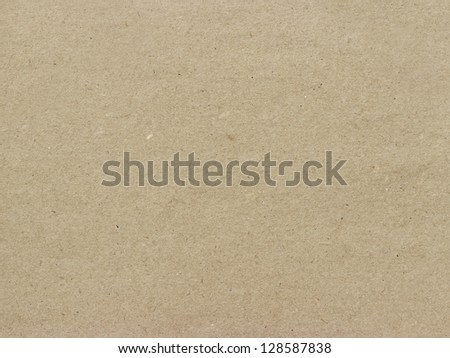 Old packaging paper texture background - stock photo