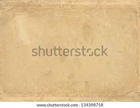 Old pages. Background - stock photo