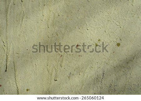 old paint on the metal surface - stock photo