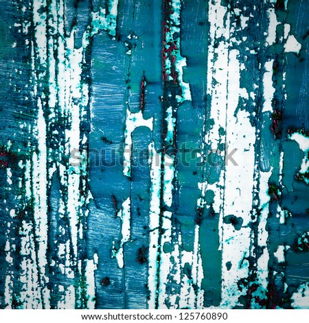 Old Paint Texture Background Abstract Blue Stock Photo Royalty Free
