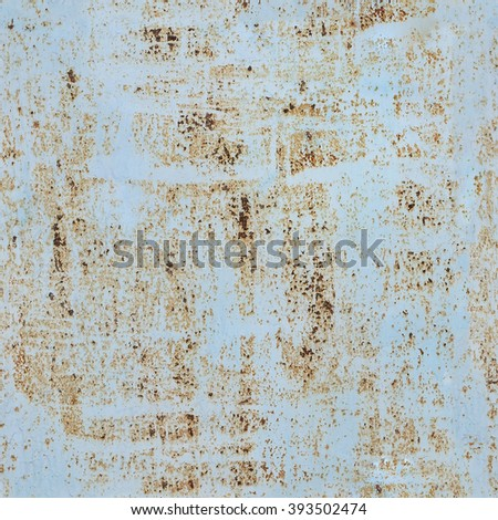 old painted metal texture, big resolution, tile horizontal and vertical - stock photo