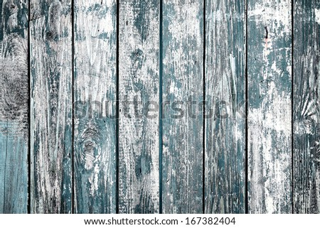 Old painted wood background - stock photo