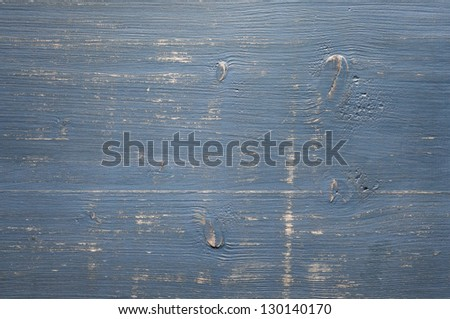 old painted wooden board - stock photo