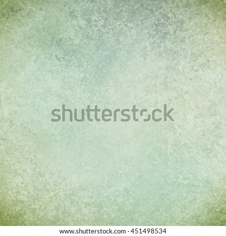 old pale green paper background with vintage texture - stock photo