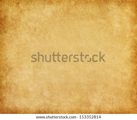 Old paper .  - stock photo