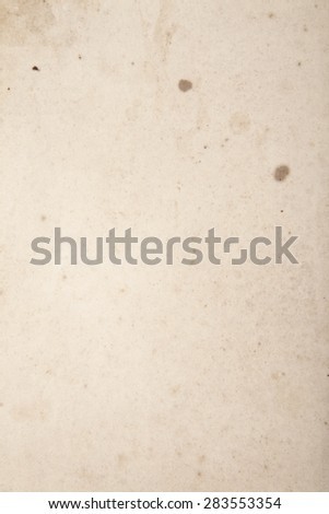 old paper as background - stock photo