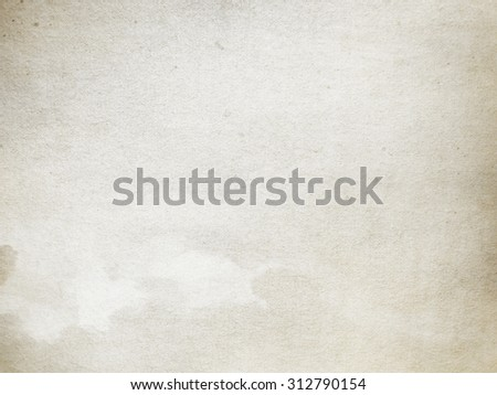 old paper background rough canvas texture - stock photo