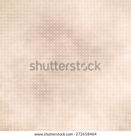 old paper grunge background with delicate abstract canvas texture - stock photo