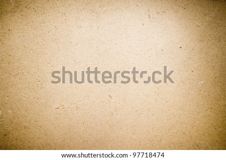 Old paper page for background usage - stock photo