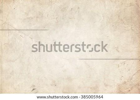 Old Paper Quatation Background - stock photo