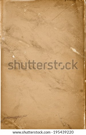 old paper scratched background - stock photo