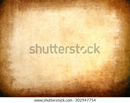 old paper sheet - stock photo