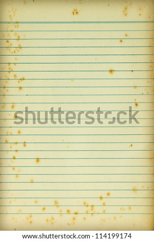old paper texture background - stock photo