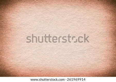 Old Paper Texture. Background. Frame - stock photo