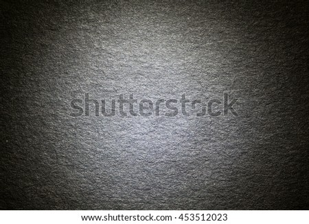 Old Paper Texture, Dark Grunge Vignette Background