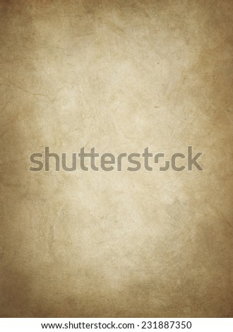 old  paper texture or background  - stock photo