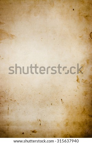 Old paper texture perfect background for your design - stock photo
